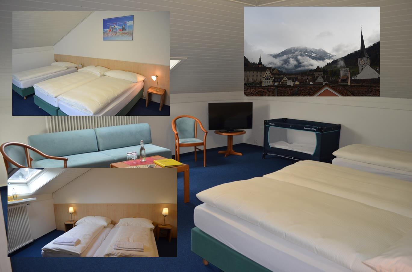 Hotel Post in Chur, Schweiz - Hotel Post Chur